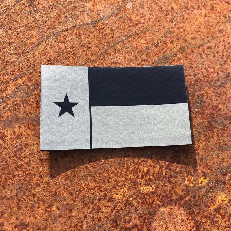 Pro IR Texas Flag IR Patches PatchPanel