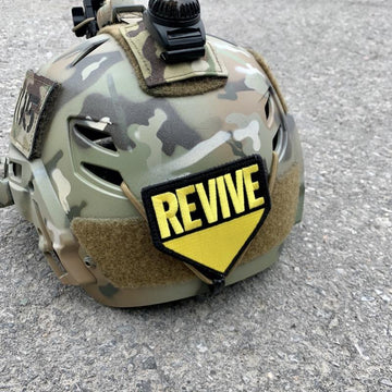 Revive Patch + Sticker Embroidered Patch PatchPanel
