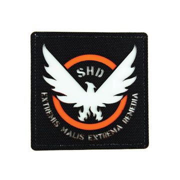The Division SHD Patch HiViz Patch PatchPanel