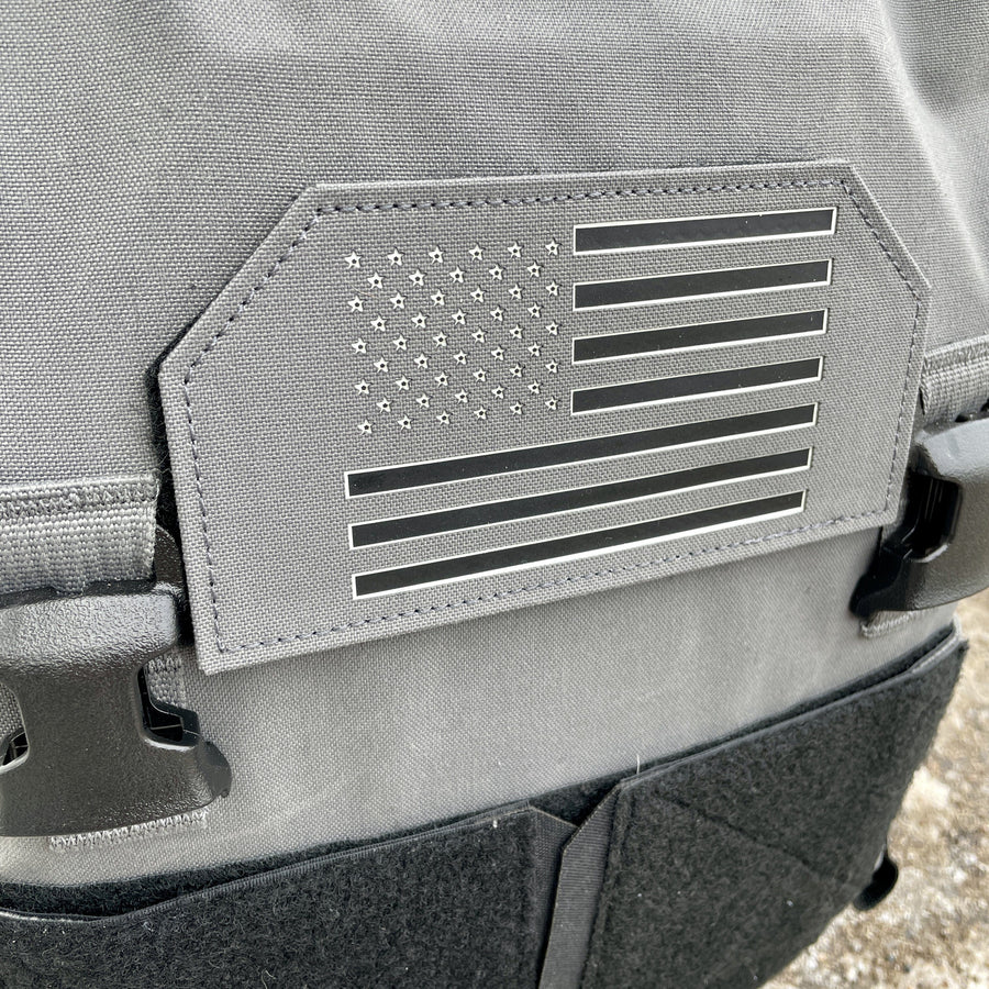 T.REX ARMS AC1 Front Flag Cordura Patch PatchPanel
