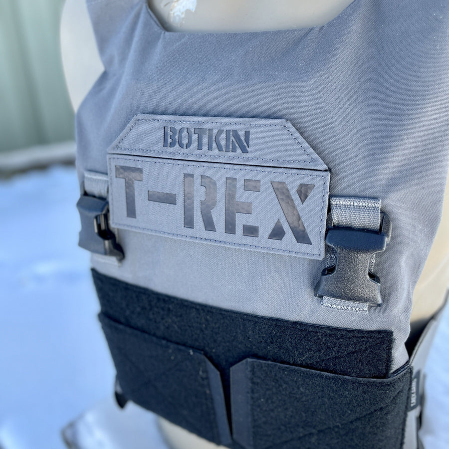 T.REX ARMS AC1 Name Tape Cordura Patch PatchPanel