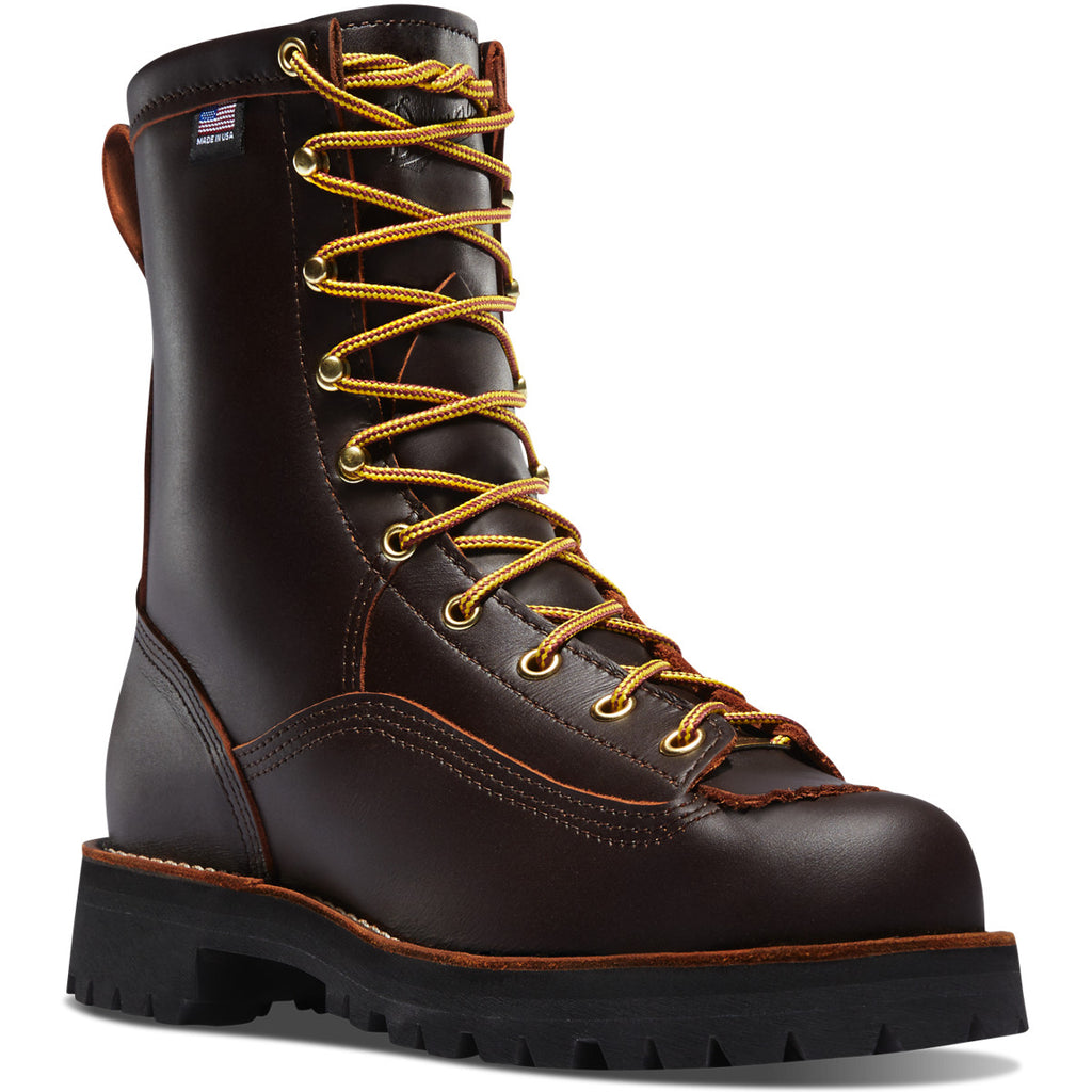 "Danner 10600 Rain Forest 8"" Brown"