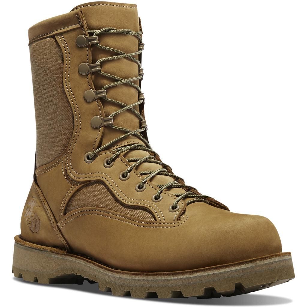 "Danner 53111 Marine Expeditionary Boot 8"" GTX Mojave (M.E.B.) USMC EGA"