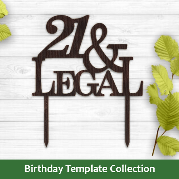 Birthday Template Collection