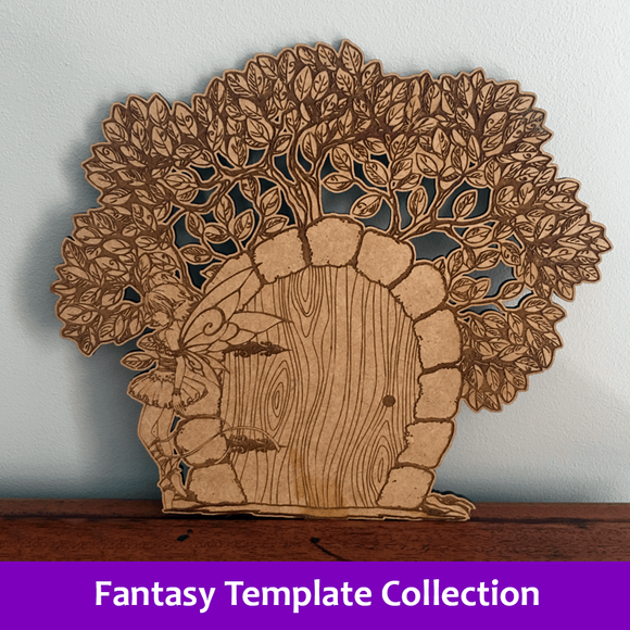 Fantasy Template Collection