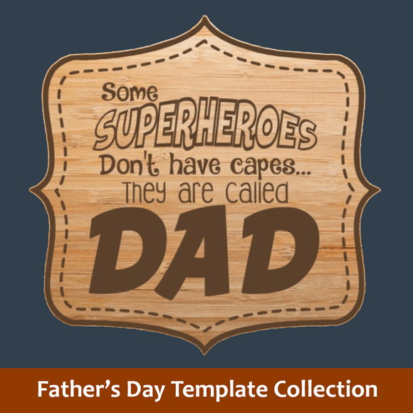 Father's Day Template Collection