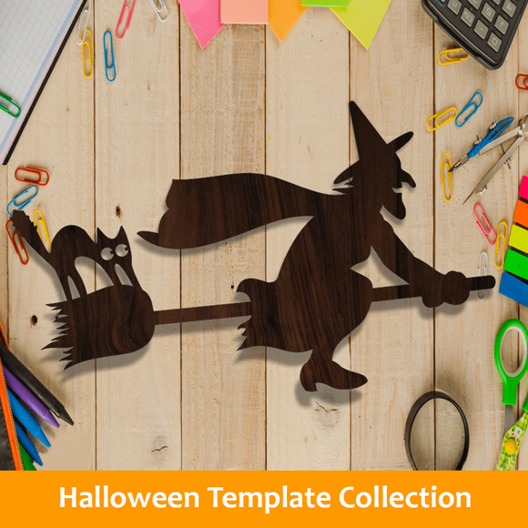Halloween Template Collection