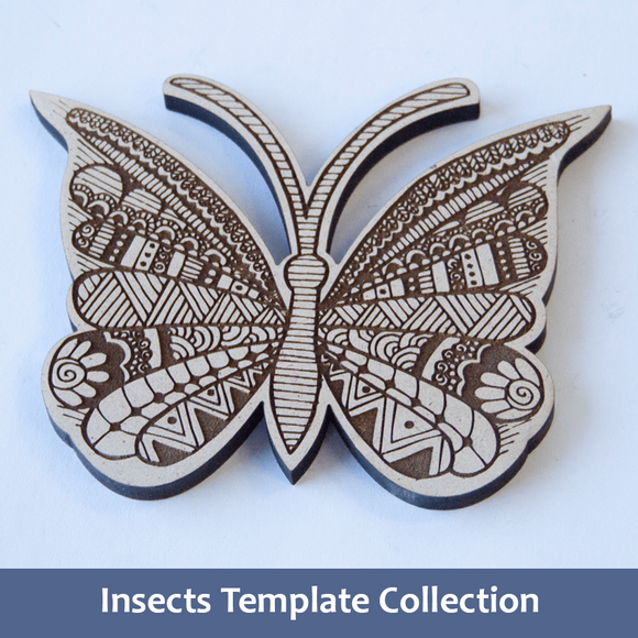 Insects Template Collection