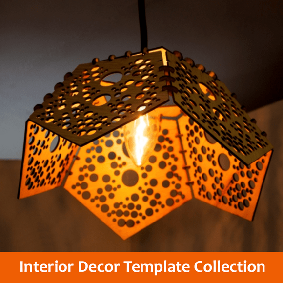 Interior Decor Template Collection