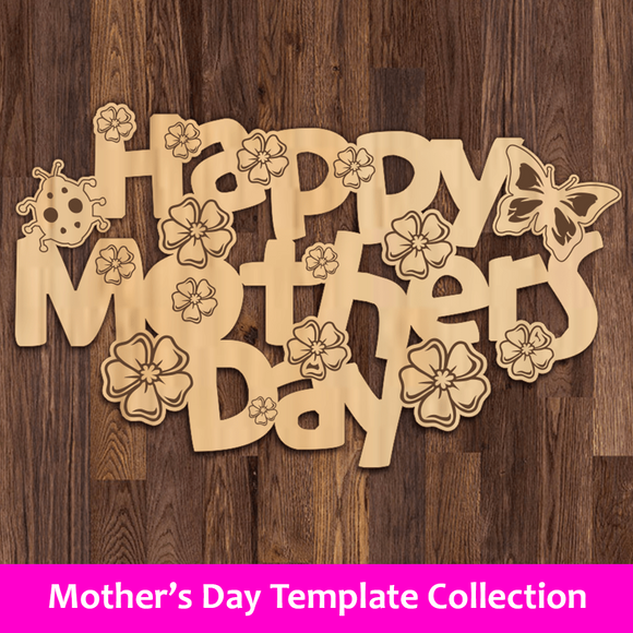 Mother's Day Template Collection