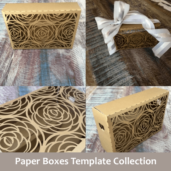 Paper Box Template Collection