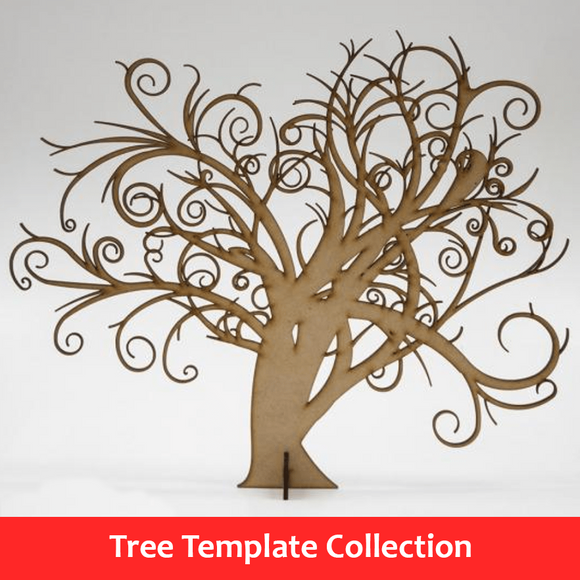 Tree Template collection