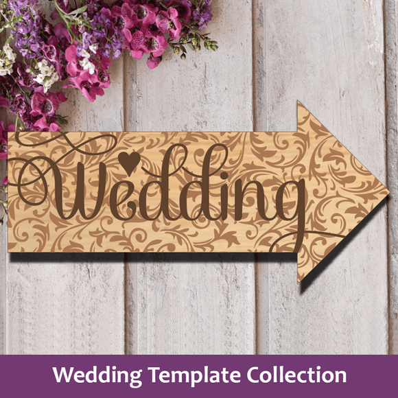 Wedding Template Collection