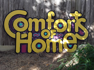 Comforts of Home Texas