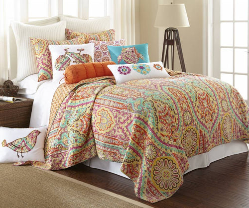 Bora Bora Bedding Set