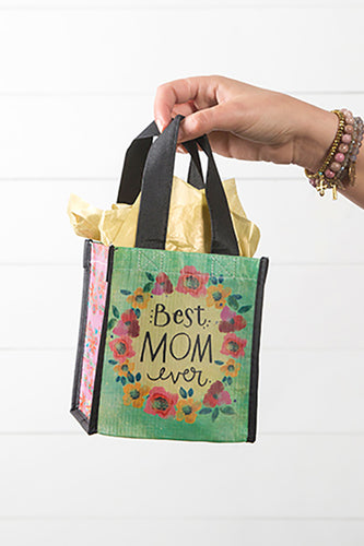 Best Mom Ever Small Gift Bag