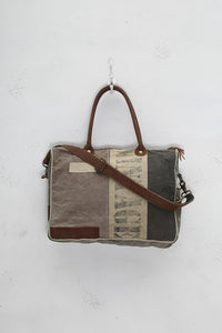 Vintage Messenger Purse