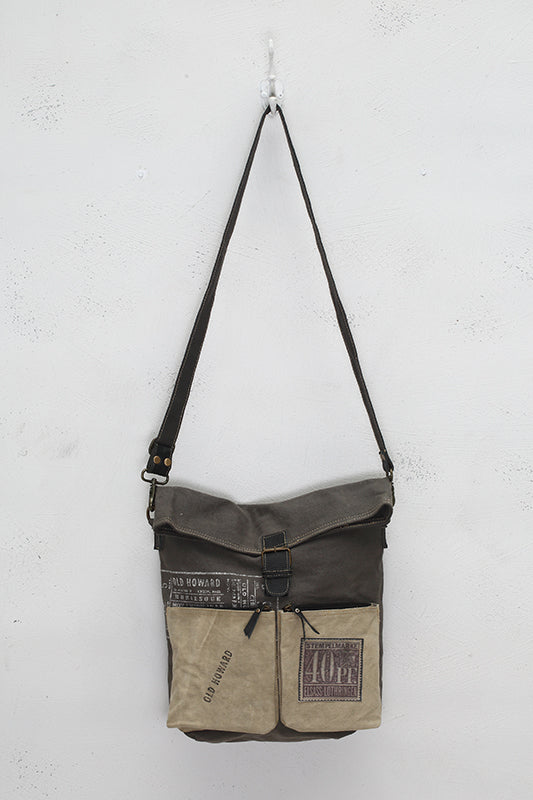 Old Howard Cross Body Purse