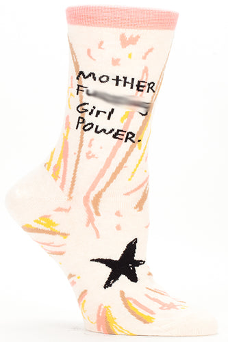 Girl Power Women's Socks