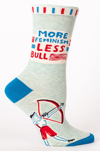 More Feminism Women's Socks