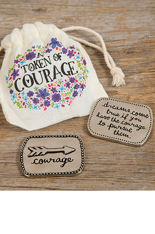 Courage Giving Token