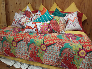 Boho Karma Bedding Collection