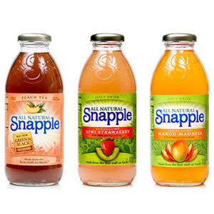assorted snapple