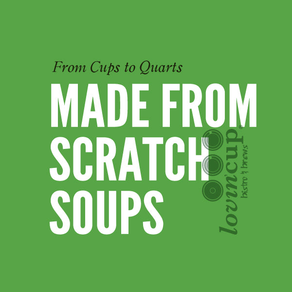Made from Scratch Soups