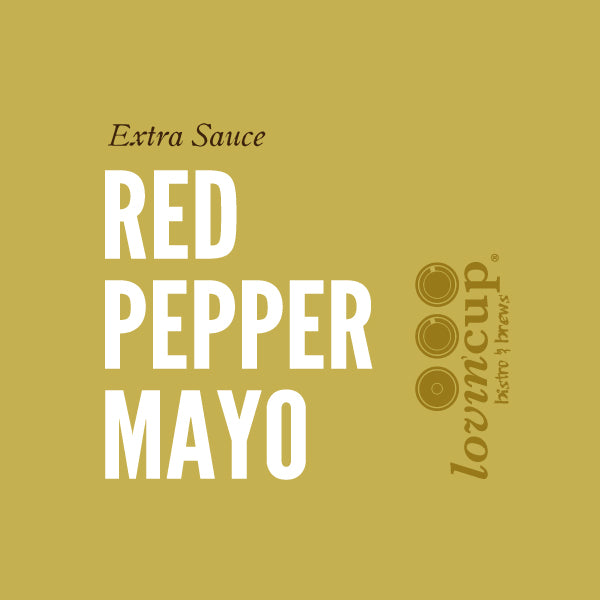 Extra Red Pepper Mayo