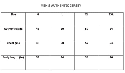Mens-Football-Jersey-Size-Chart
