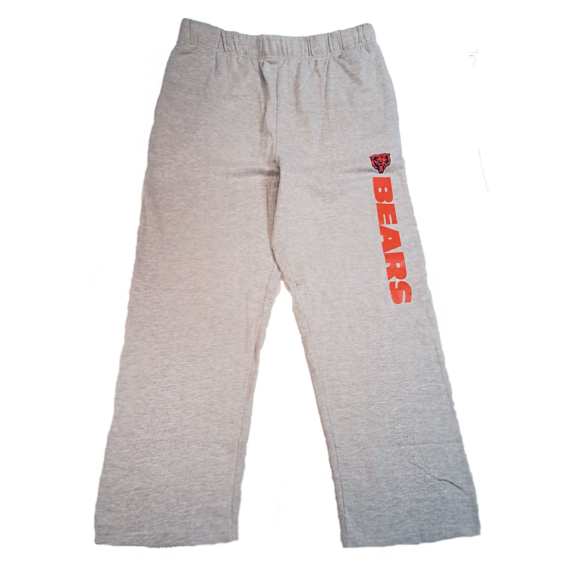 X-Large Chicago Sweatpants Men/'s and Women/'s GrayBlueRed Sizes Small
