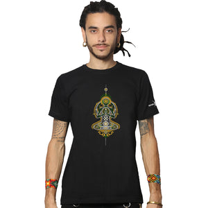 Interkon greenCotton Hoodie UV Plus Glow In Dark (6090963124408)