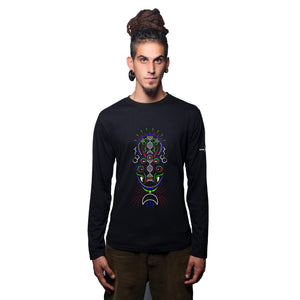 DMT Demon Full Sleeve UV Plus Glow In Dark