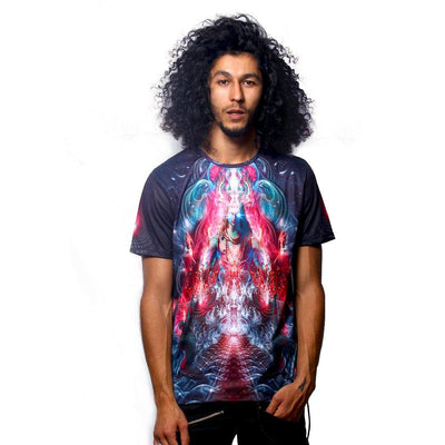 Namah Sublimation T Shirt (4369095557203)