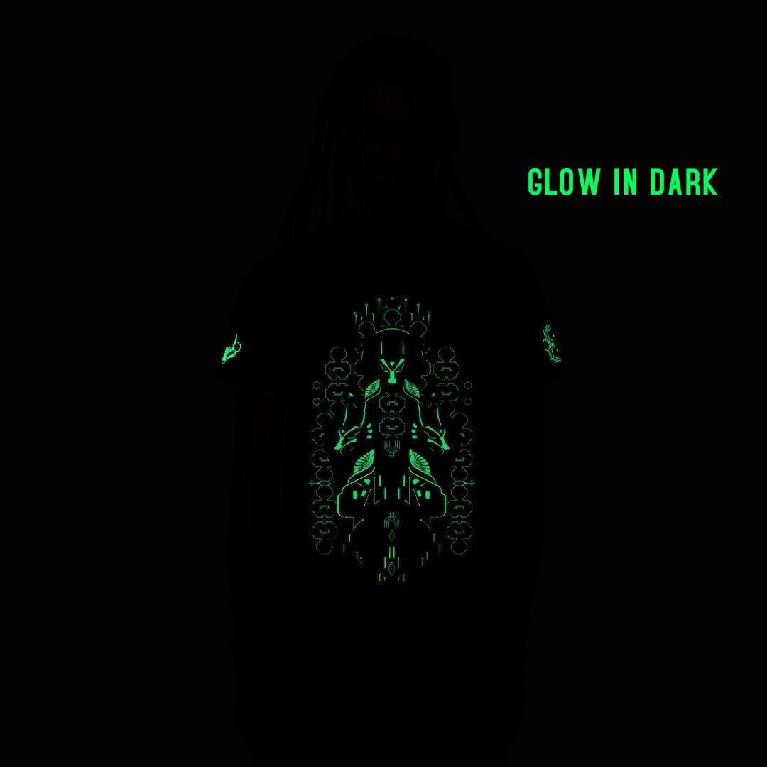 Cebarus UV Plus Glow In Dark