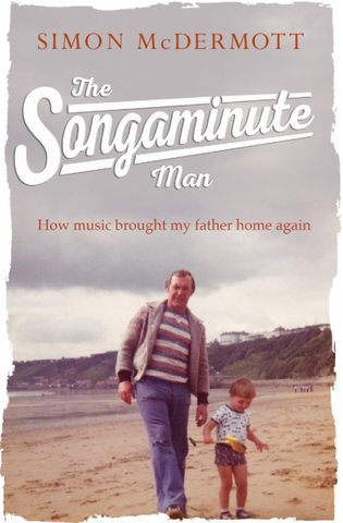 The Songaminute Man Book Cover