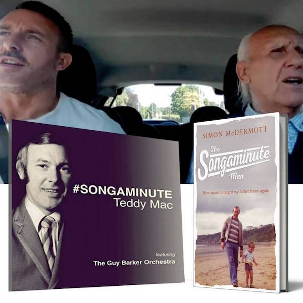 The Songaminute Book and CD Gift