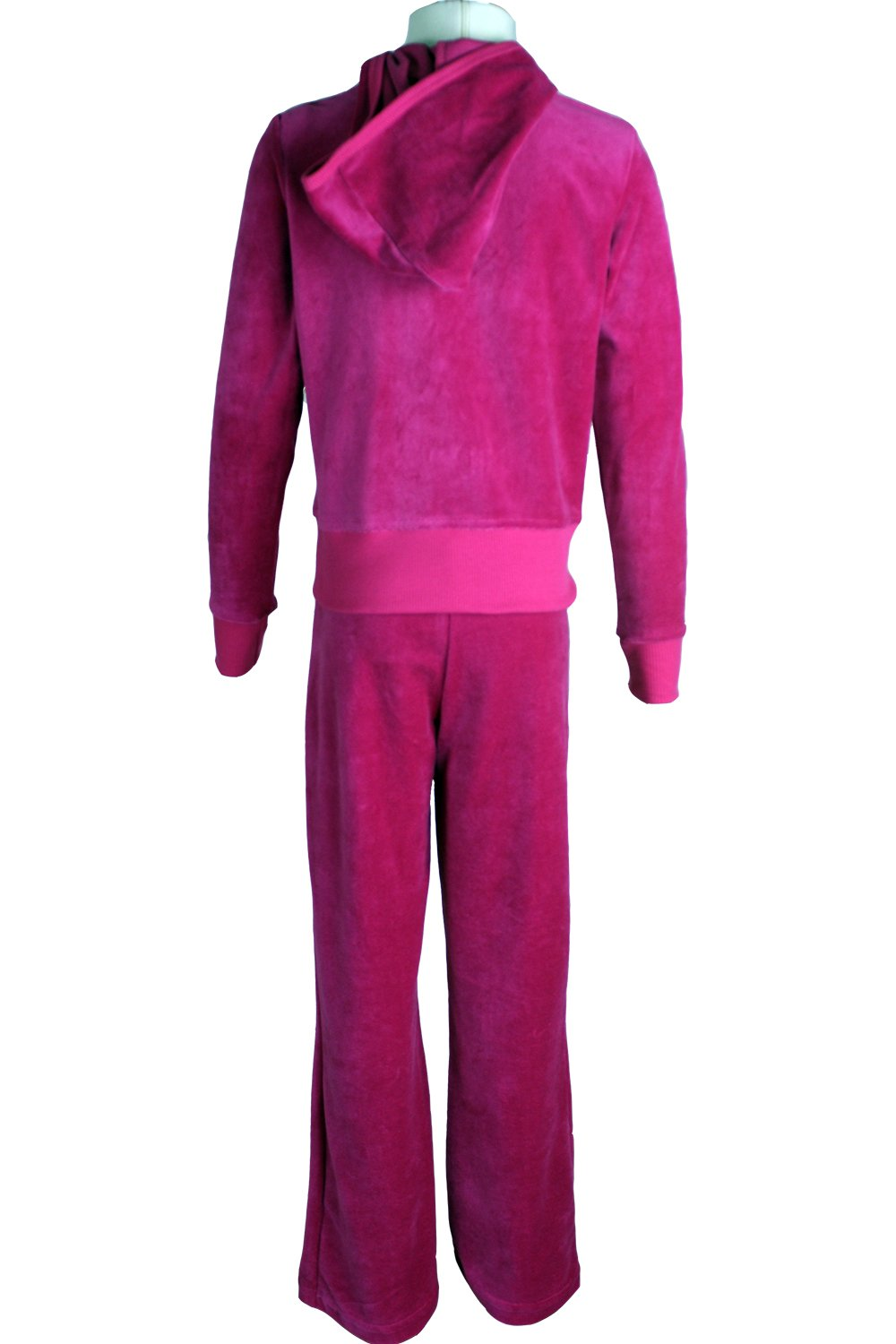 Kids Velour Tracksuits
