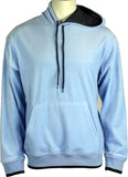 Baby Blue Hooded Sweatshirt
