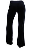 Black velour Lounge Pants