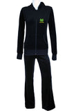 Mira Costa Volleyball Womens Black Sweatsedo
