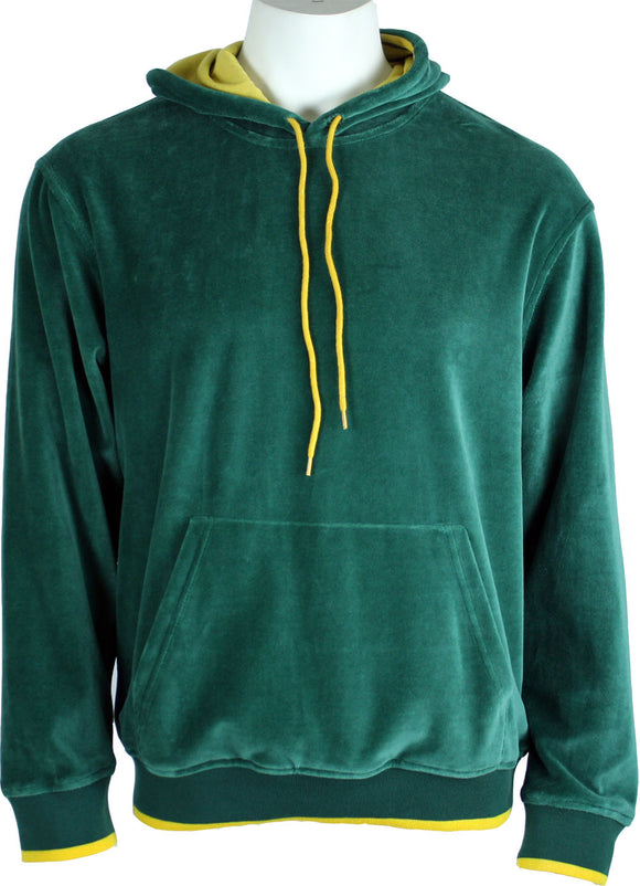 Forrest Green Hooded Sweatshirt