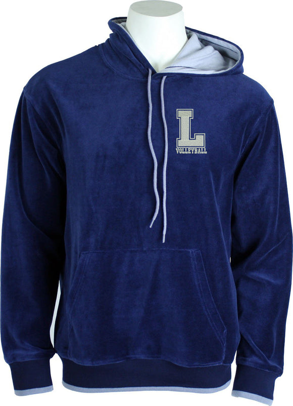 Hooded Sweatshirt - Loyola Volleyball