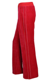 Red Hottie Velour Lounge Pants