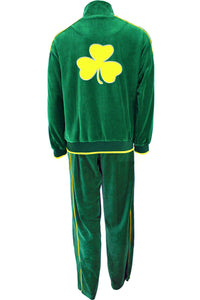 Lucky Shamrock Mens Sweatsedo