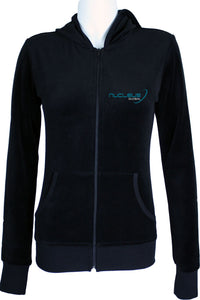 Nucleus Global Womens Zip Hoodie