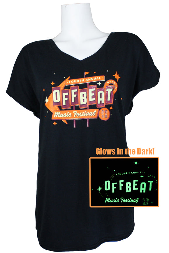 OB18 Official V-Neck Womens