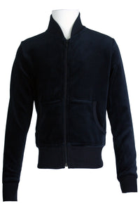 Youth Black Collar Jacket
