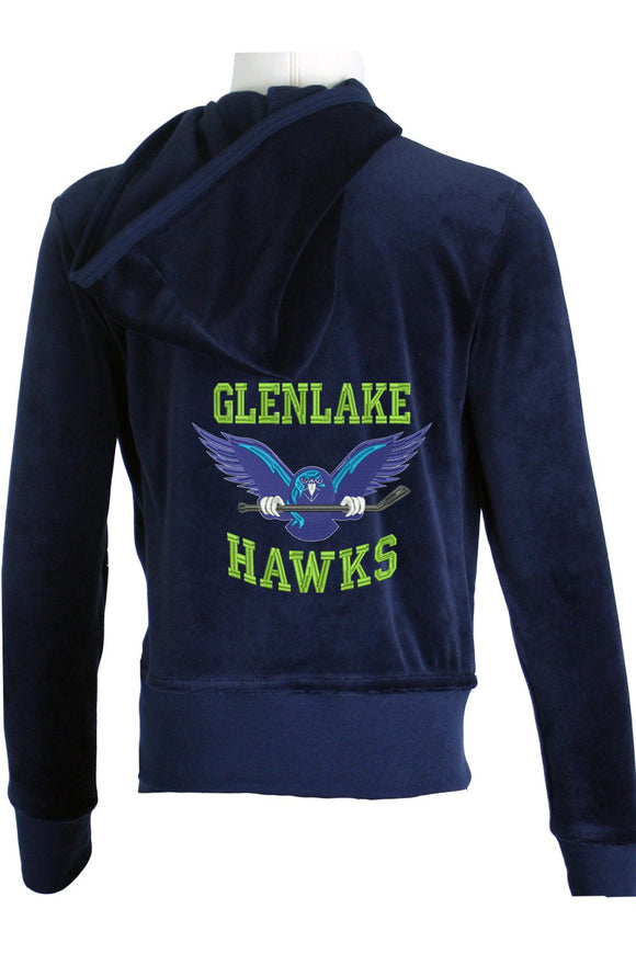 Glenlake Hawks Youth Jacket