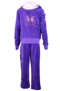 Tiara Youth Purple Sweatsedo